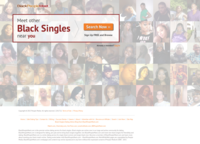 BlackPeopleMeet.com Screenshot